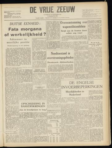 de Vrije Zeeuw 1951-11-24