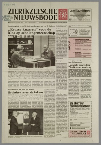 Zierikzeesche Nieuwsbode 1993-10-14