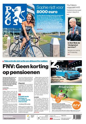 Provinciale Zeeuwse Courant 2019-09-13