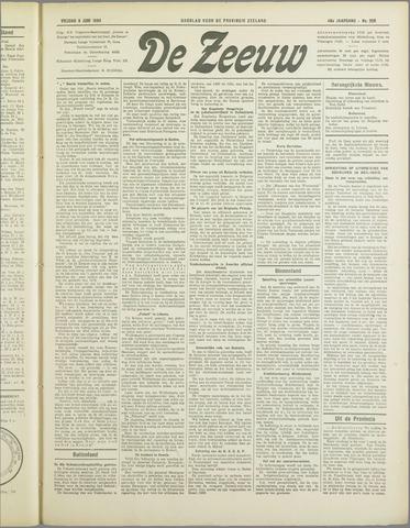 De Zeeuw. Christelijk-historisch nieuwsblad voor Zeeland 1934-06-08