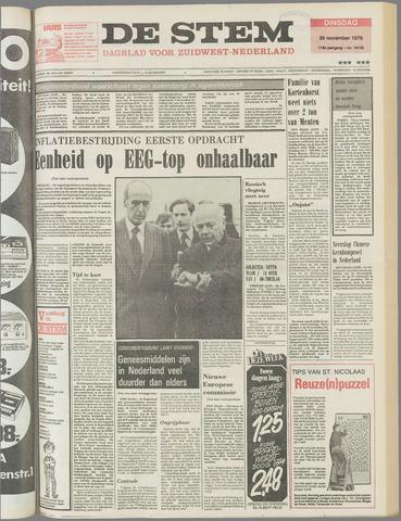 de Stem 1976-11-30