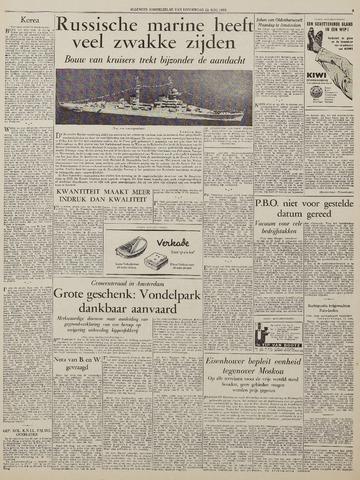 Watersnood documentatie 1953 - kranten 1953-06-11