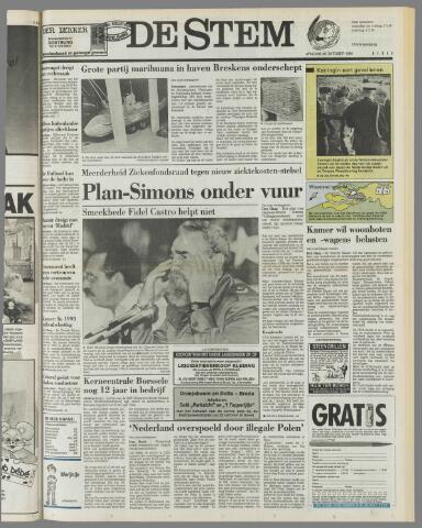 de Stem 1991-10-25