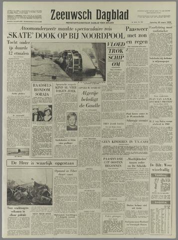 Zeeuwsch Dagblad 1959-03-28