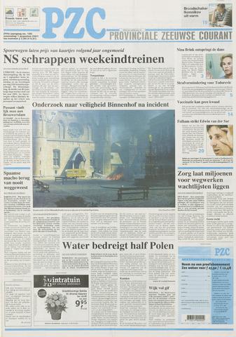 Provinciale Zeeuwse Courant 2001-08-01