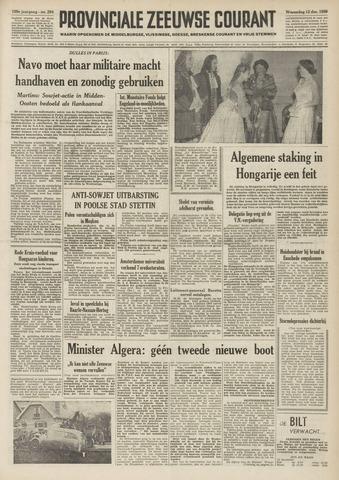 Provinciale Zeeuwse Courant 1956-12-12