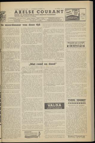 Axelsche Courant 1954-01-09