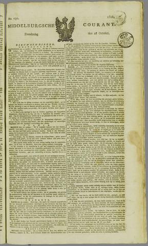 Middelburgsche Courant 1824-10-28