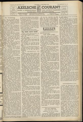 Axelsche Courant 1947-12-13