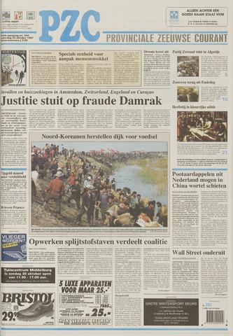 Provinciale Zeeuwse Courant 1997-10-25