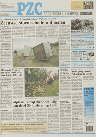 Provinciale Zeeuwse Courant 1996-08-30