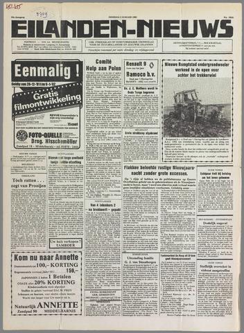 Eilanden-nieuws. Christelijk streekblad op gereformeerde grondslag 1982