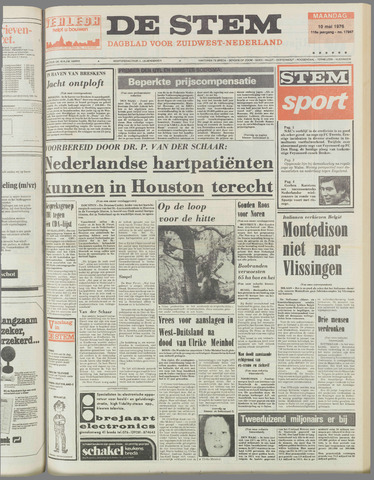 de Stem 1976-05-10