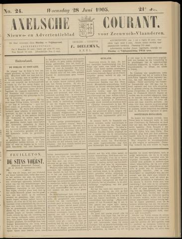 Axelsche Courant 1905-06-28