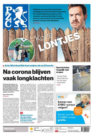 Provinciale Zeeuwse Courant 2020-05-28