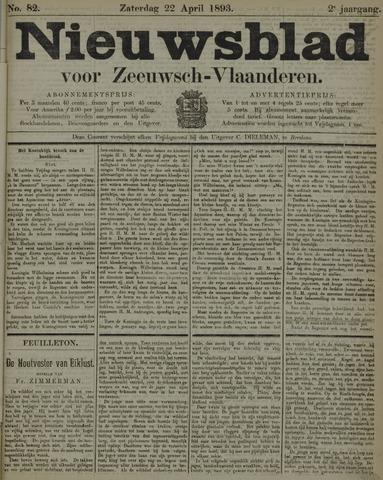 Nieuwsblad voor Zeeuwsch-Vlaanderen 1893-04-22