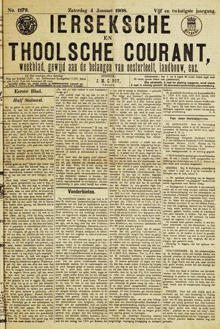 Ierseksche en Thoolsche Courant 1908-01-04