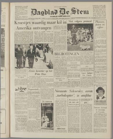 de Stem 1959-09-16