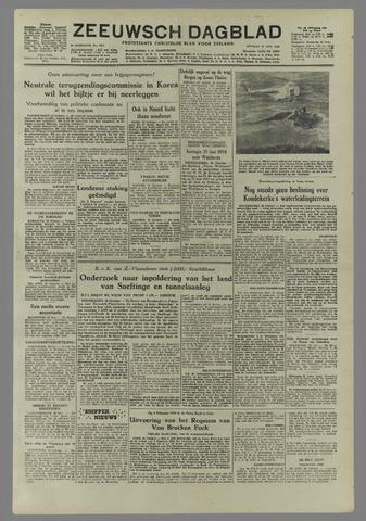 Zeeuwsch Dagblad 1953-10-27