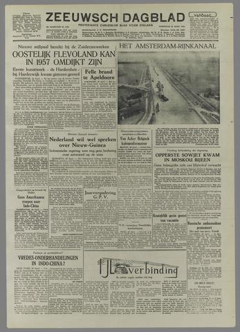 Zeeuwsch Dagblad 1954-04-21