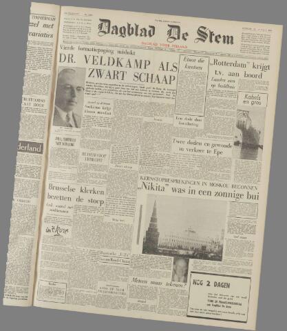 de Stem 1963-07-16