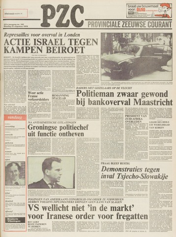 Provinciale Zeeuwse Courant 1978-08-22