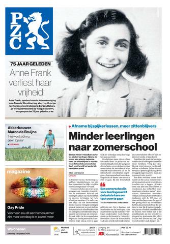 Provinciale Zeeuwse Courant 2019-08-03