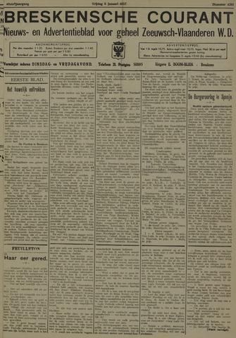Breskensche Courant 1937-01-08