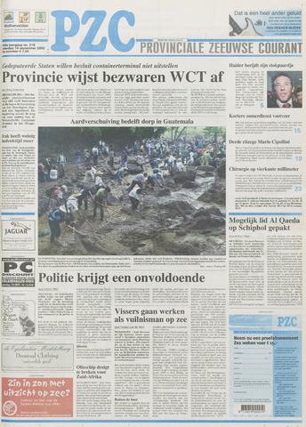 Provinciale Zeeuwse Courant 2002-09-14