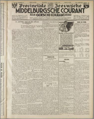 Middelburgsche Courant 1935-04-08
