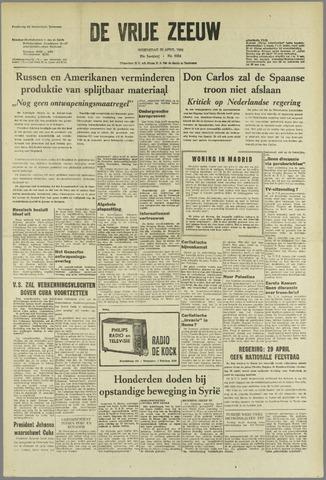 de Vrije Zeeuw 1964-04-22