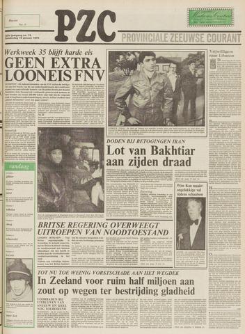 Provinciale Zeeuwse Courant 1979-01-18