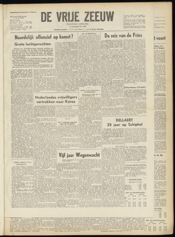 de Vrije Zeeuw 1951-04-02