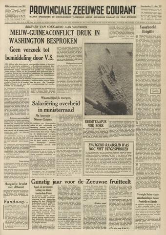 Provinciale Zeeuwse Courant 1961-12-21