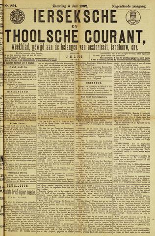Ierseksche en Thoolsche Courant 1902-07-05