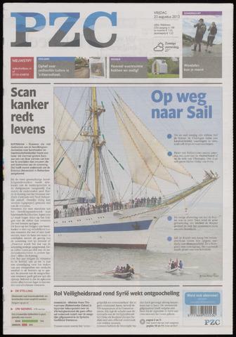 Provinciale Zeeuwse Courant 2013-08-23