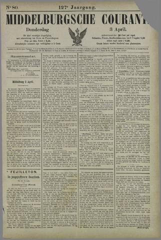 Middelburgsche Courant 1884-04-03