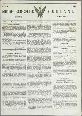 Middelburgsche Courant 1865-09-12