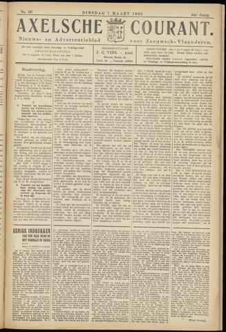 Axelsche Courant 1939-03-07