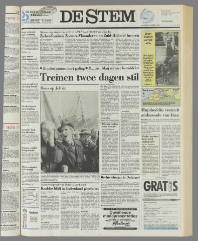 de Stem 1992-04-06