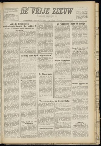 de Vrije Zeeuw 1948-12-15