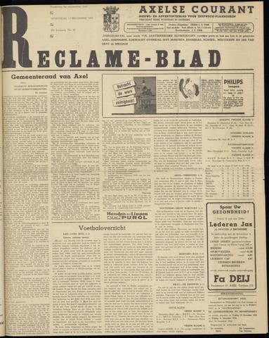 Axelsche Courant 1954-12-15