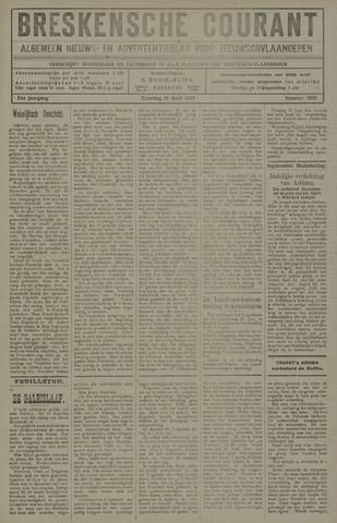 Breskensche Courant 1925-04-18