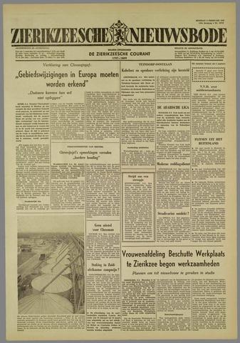 Zierikzeesche Nieuwsbode 1960-02-09