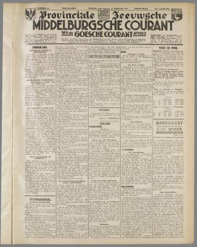 Middelburgsche Courant 1935-02-22