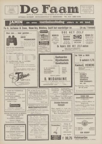 de Faam en de Faam/de Vlissinger 1967-05-18