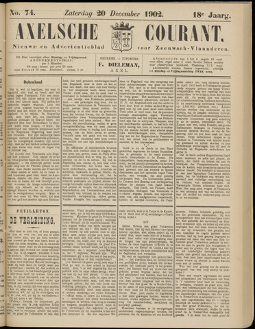 Axelsche Courant 1902-12-20
