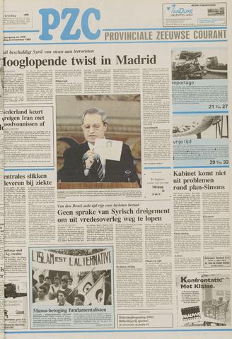 Provinciale Zeeuwse Courant 1991-11-02