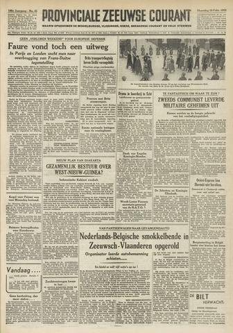 Provinciale Zeeuwse Courant 1952-02-18