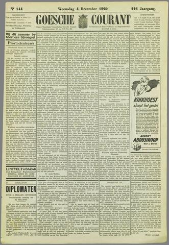 Goessche Courant 1929-12-04